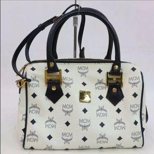 Authentic MCM Crossbody Shoulder Bag